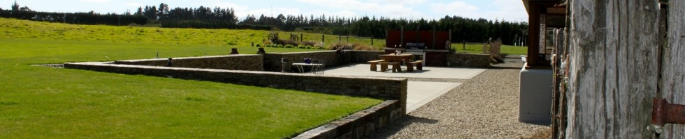 About shaun mcmahon landscaped gardens christchurch for Landscape construction christchurch