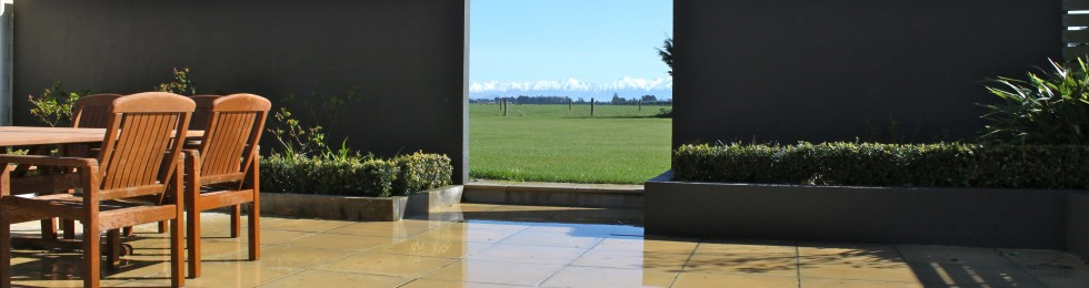 Christchurch landscape contracting shaun mcmahon for Innovative landscapes christchurch
